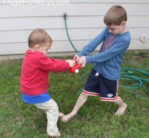 1 siblings rivalry